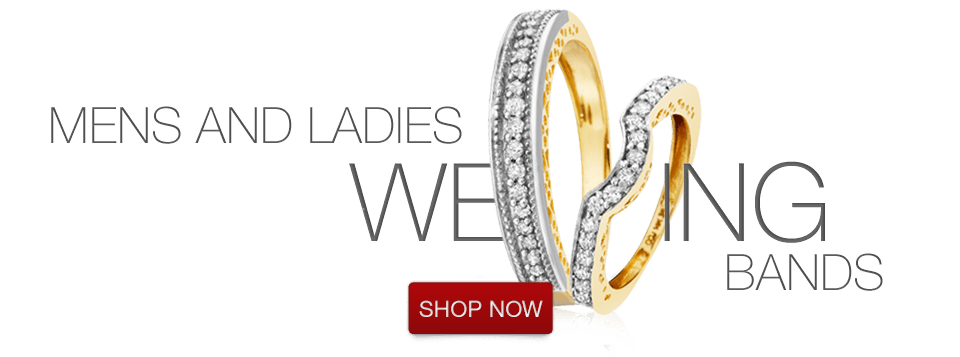 Mens and Ladies Wedding Bands