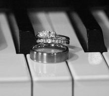 a brief history of wedding ring sets