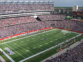 Gillette Stadium Proposals