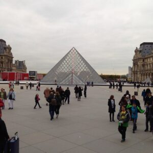 Places to Propose in Paris - The Louvre Museum
