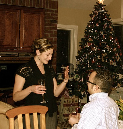 stress-free holiday proposal