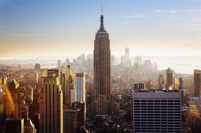best places to propose in Manhattan, NY