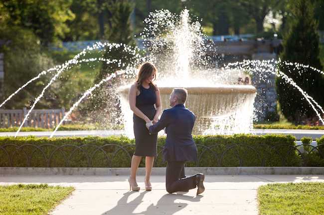 best places to propose in Kansas City