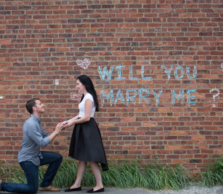She said yes! Now What?