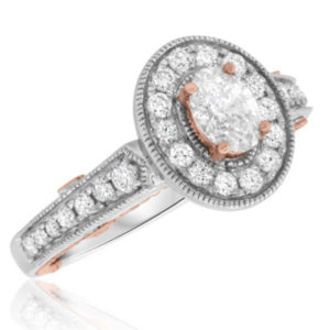 ardored collection engagement ring by my trio rings