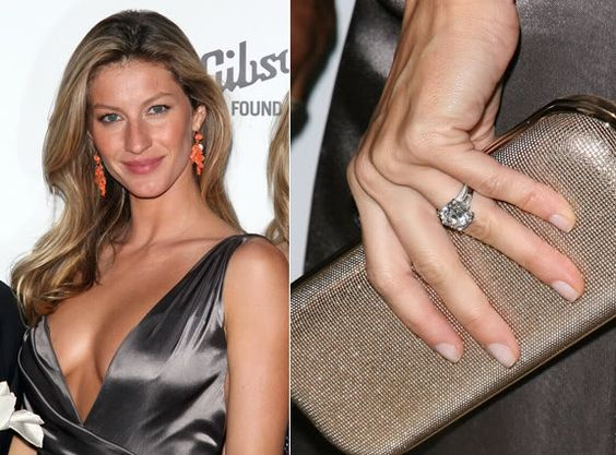 Gisele Bundchen Engagement Ring