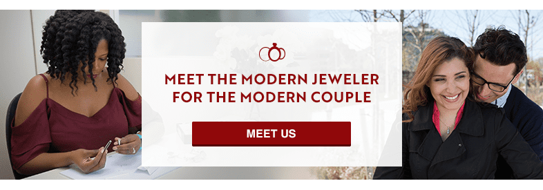 About My Trio Rings the modern jeweler for the modern couple