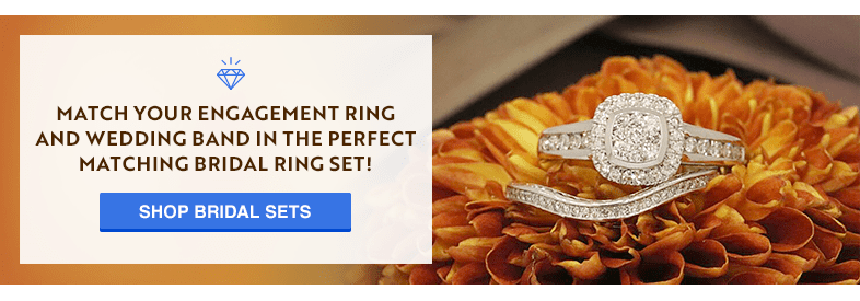 Bridal Ring Sets by My Trio Rings