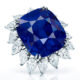 118 carat blue sapphire up for auction