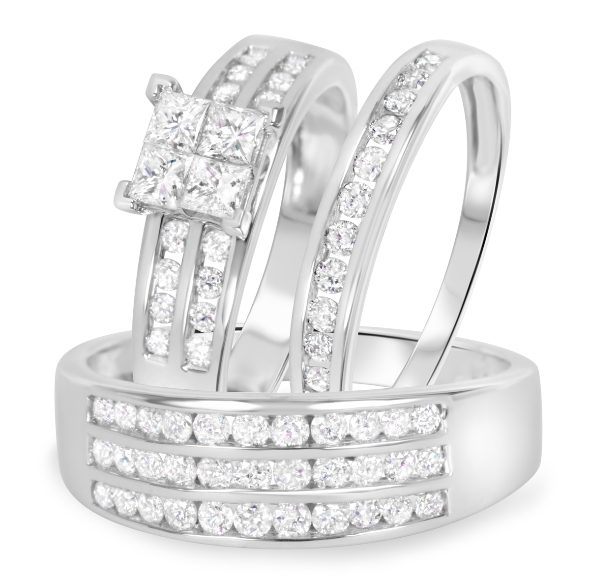 Wedding Ring Set In Trinidad