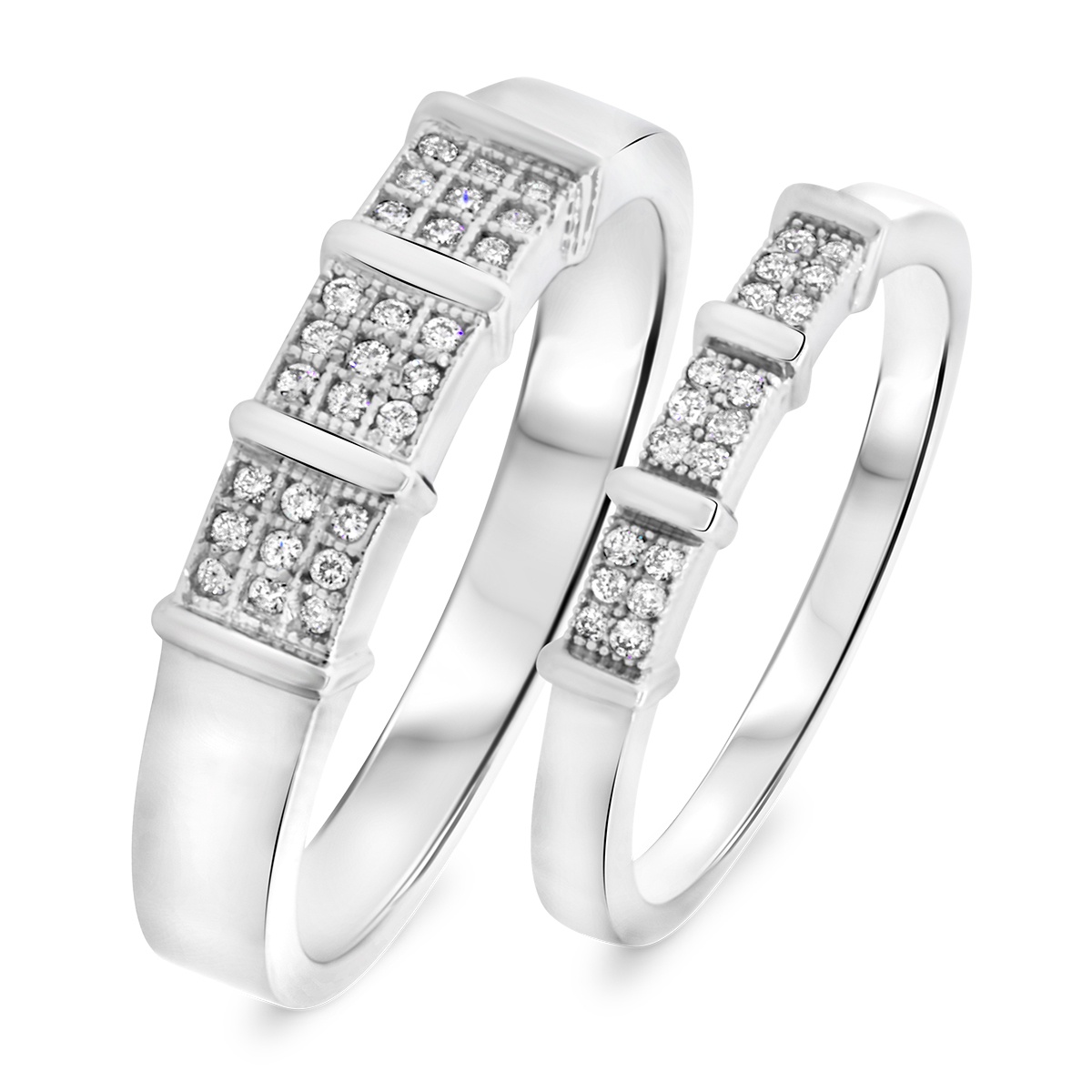 wedding ring sets, matching ring sets