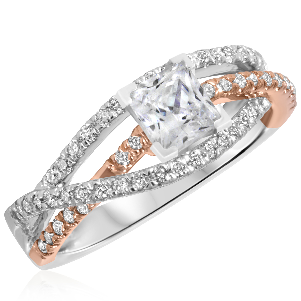 Diamond Wedding Rings On Sale Thanksgiving Ringoff Sale Matching Trio Sets Bridal