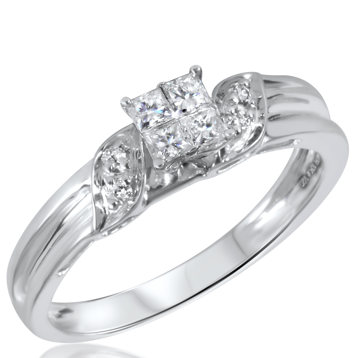 brilliant diamond wedding ring sets for women 17 following inspiration