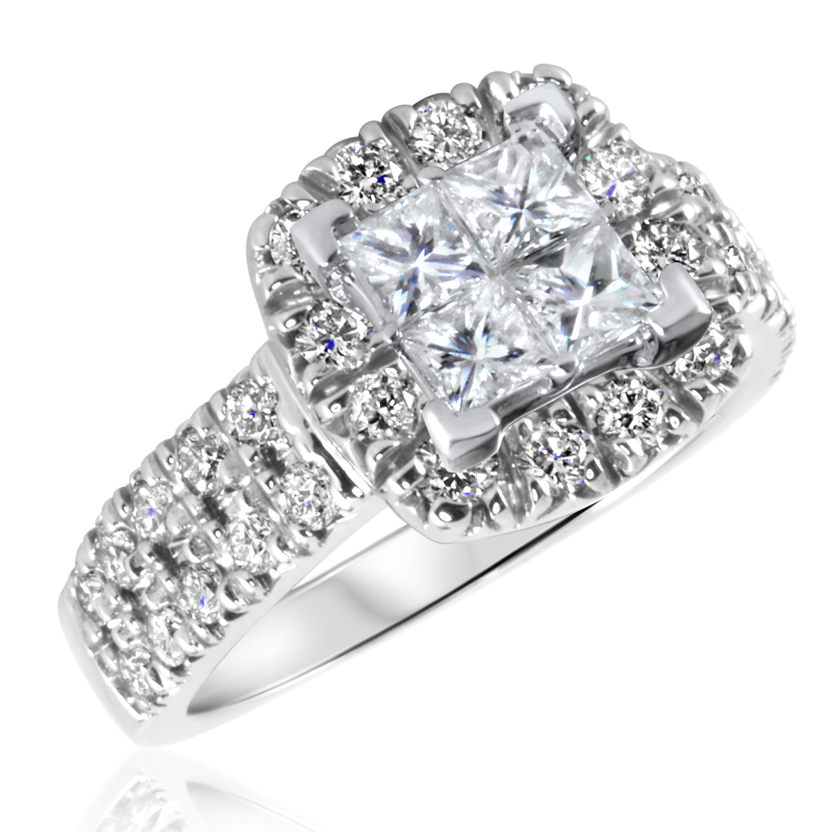 diamond wedding ring sets for women grand