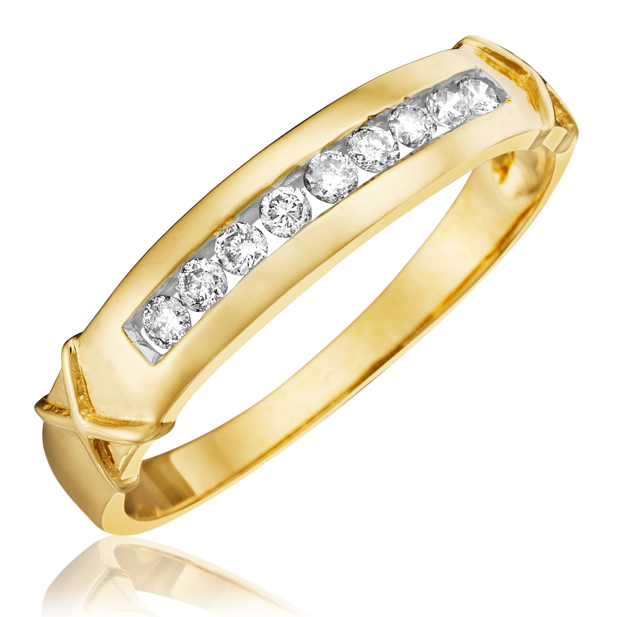 Gold 14K Yellow Gold Gold Purity Is Measured In Karats The Purest Form Of Gold Is 24K The