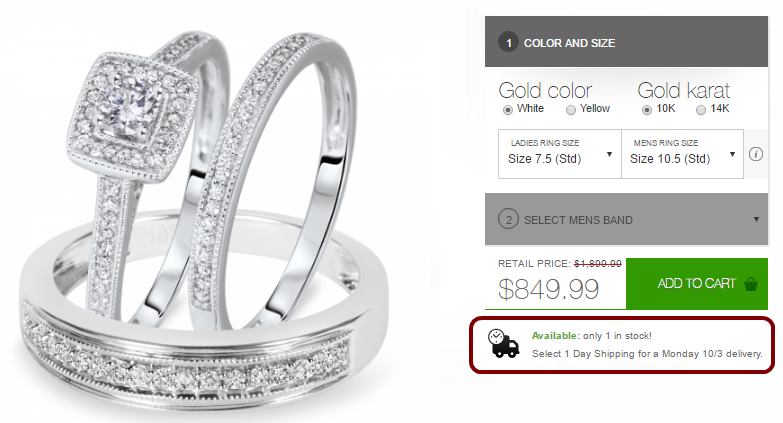 how much does shipping cost - How Much Do Wedding Rings Cost