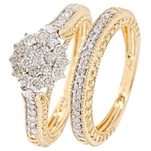 Trio Rings offers a wide variety of high quality, cheap wedding ring