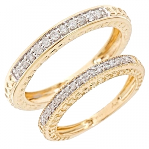 https://www.mytriorings.com/WB137W10K-1/3-Carat-T.W.-Diamond-His-And-Hers-Wedding-Band-Set-10K-White-Gold.html
