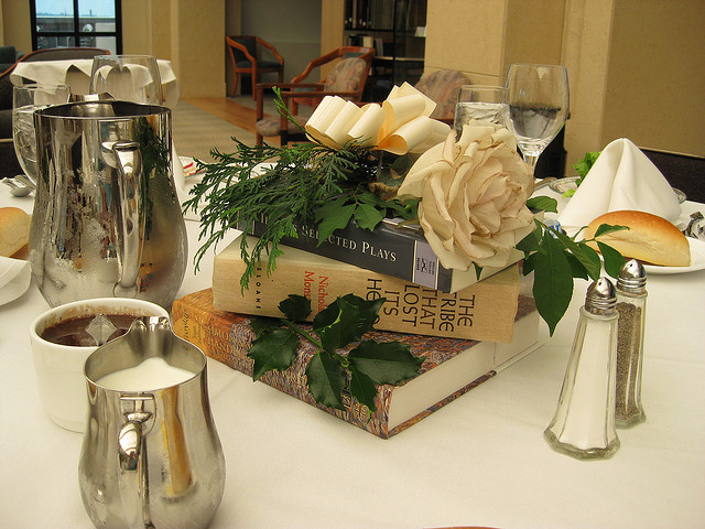 book-centerpiece