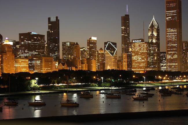 chicago-night-skyline