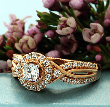 Shop all trio wedding ring sets