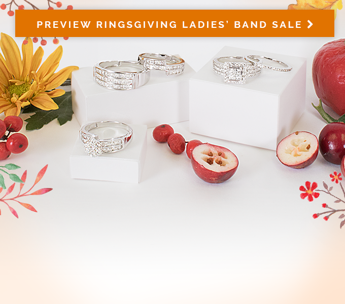 Ladies Wedding Bands