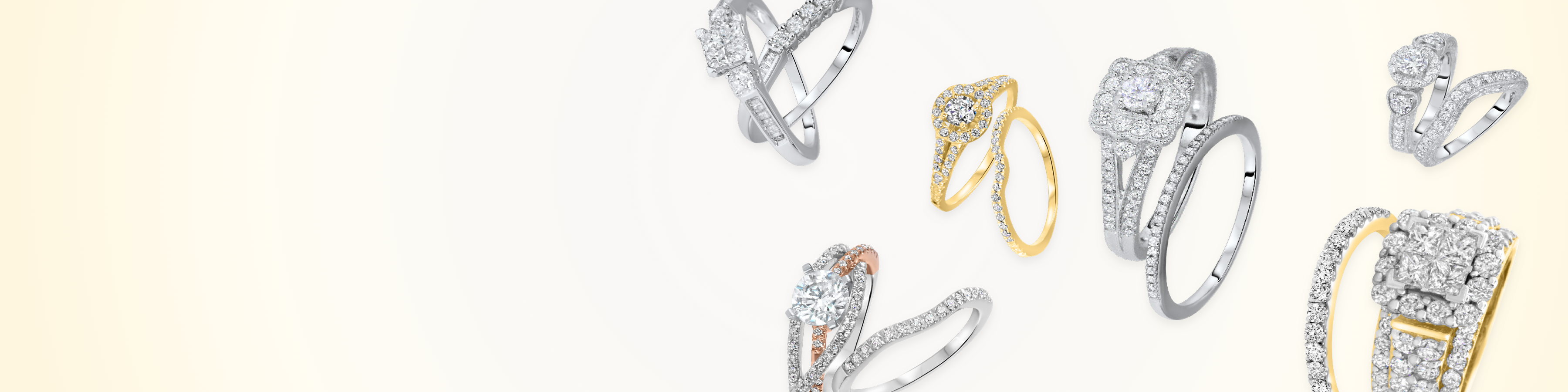 Newly Launched Bridal Ring Sets