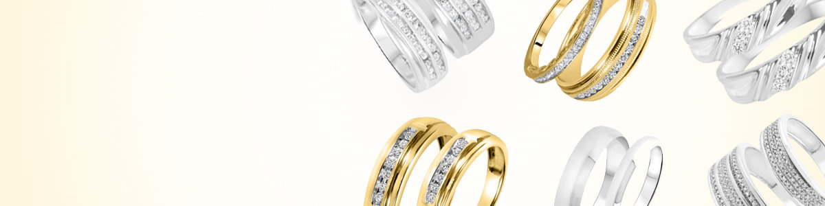 Wedding Band Sets Made in New York