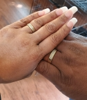Customer image ofthe ring set