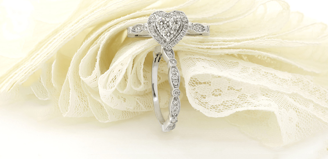 Bridal Rings My Trio Rings Sale