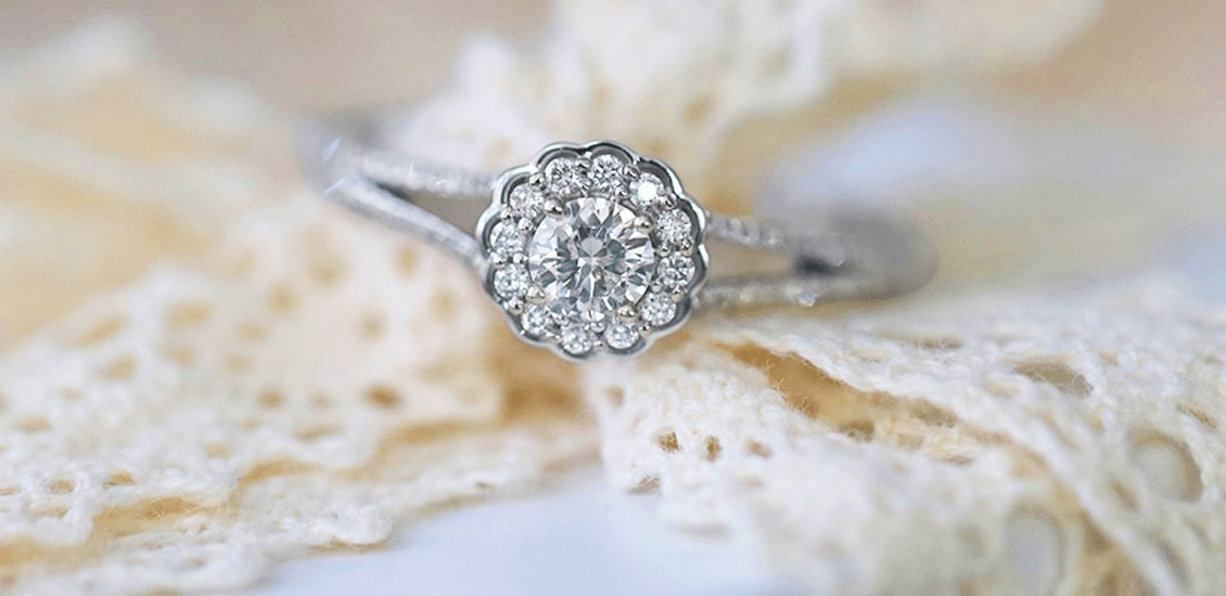 Engagement Rings My Trio Rings Plus Size