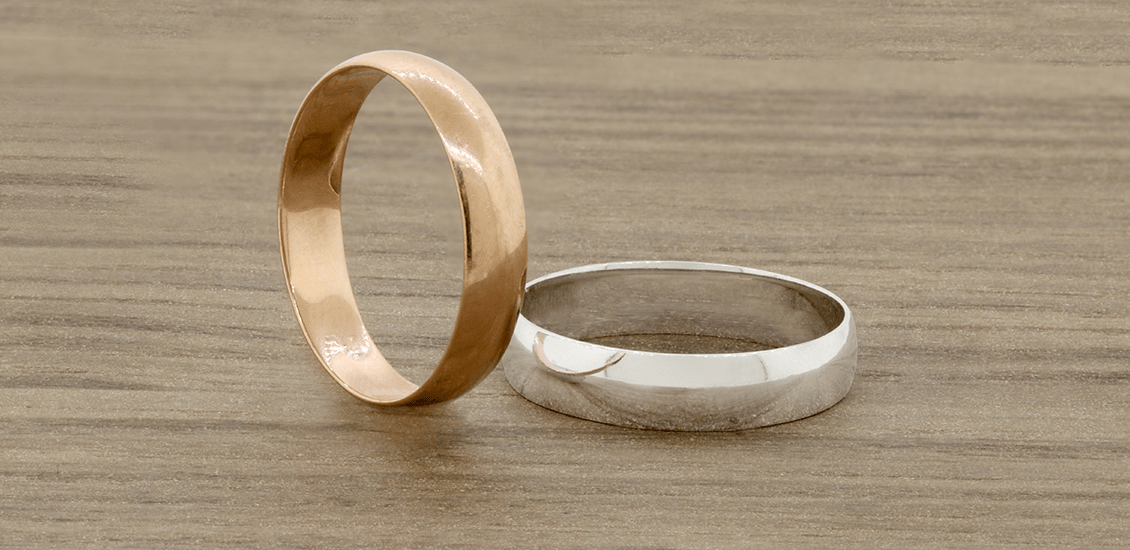 Wedding Band Sets My Trio Rings Same Sex Men's