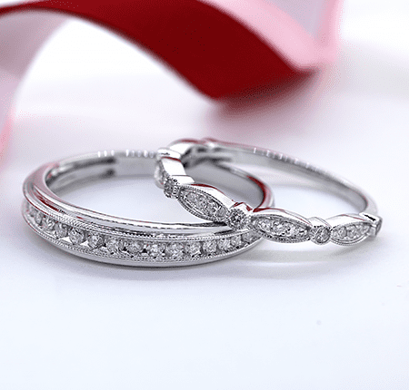 Newly Launched Wedding Band Sets